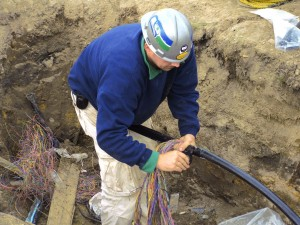 New Jersey State Government Contracts | Fiber Optic Cable Installation