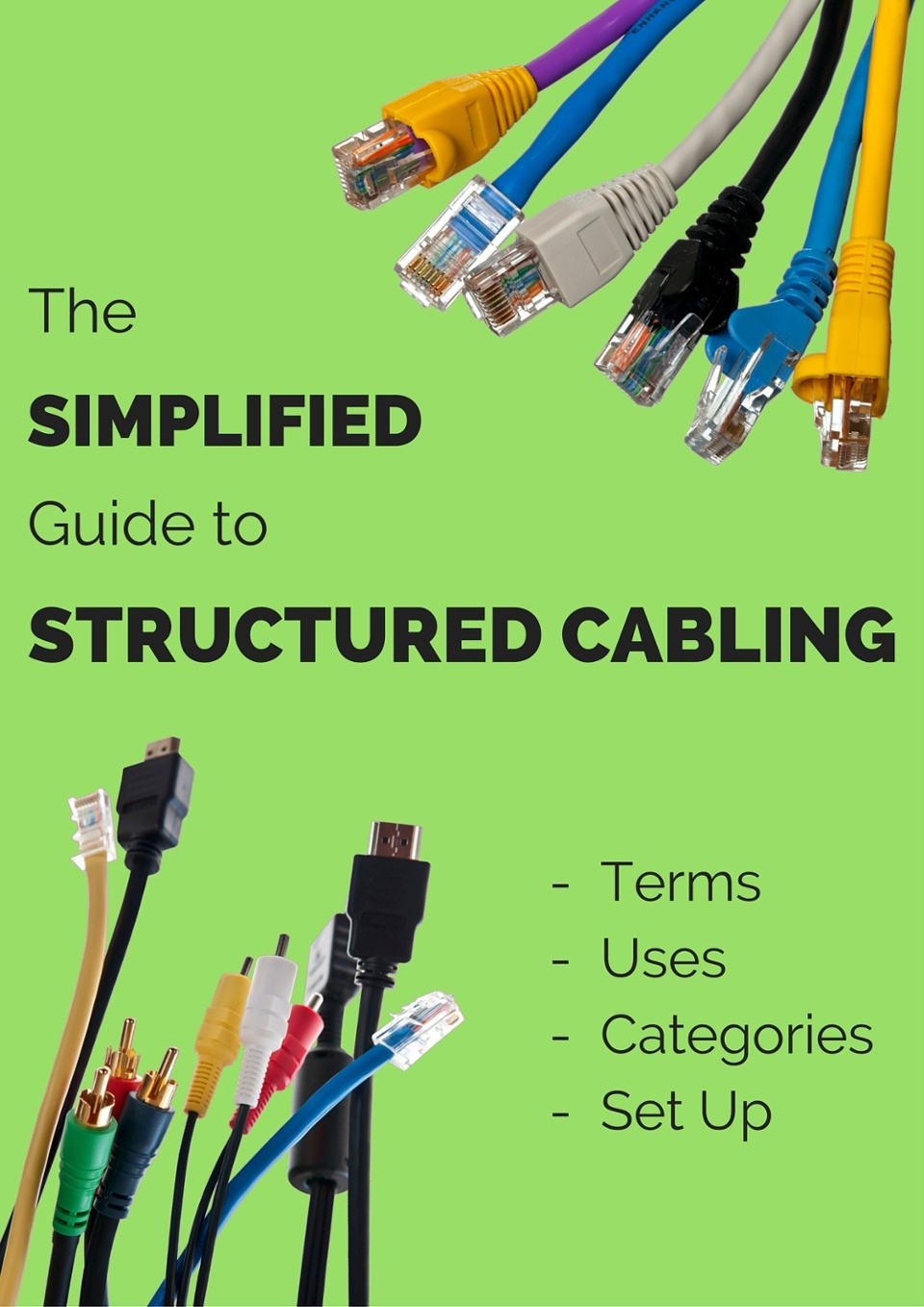 Simplified Structured Cabling Guide Lp Form Netqmedia Wiring On Design What Is Das